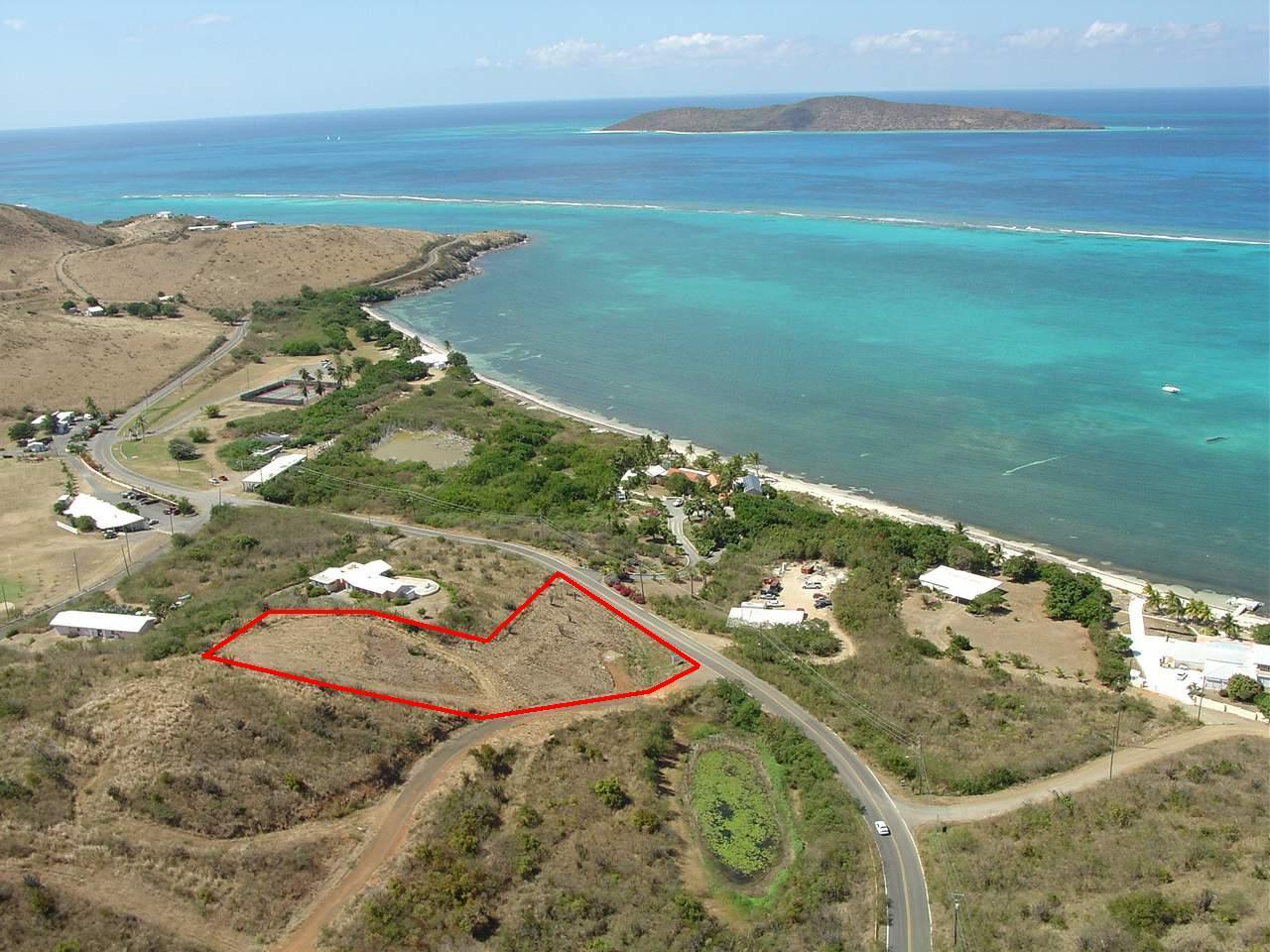 RE/MAX real estate, US Virgin Islands, North Side, New Listing  LotsAcres  North Slob EB