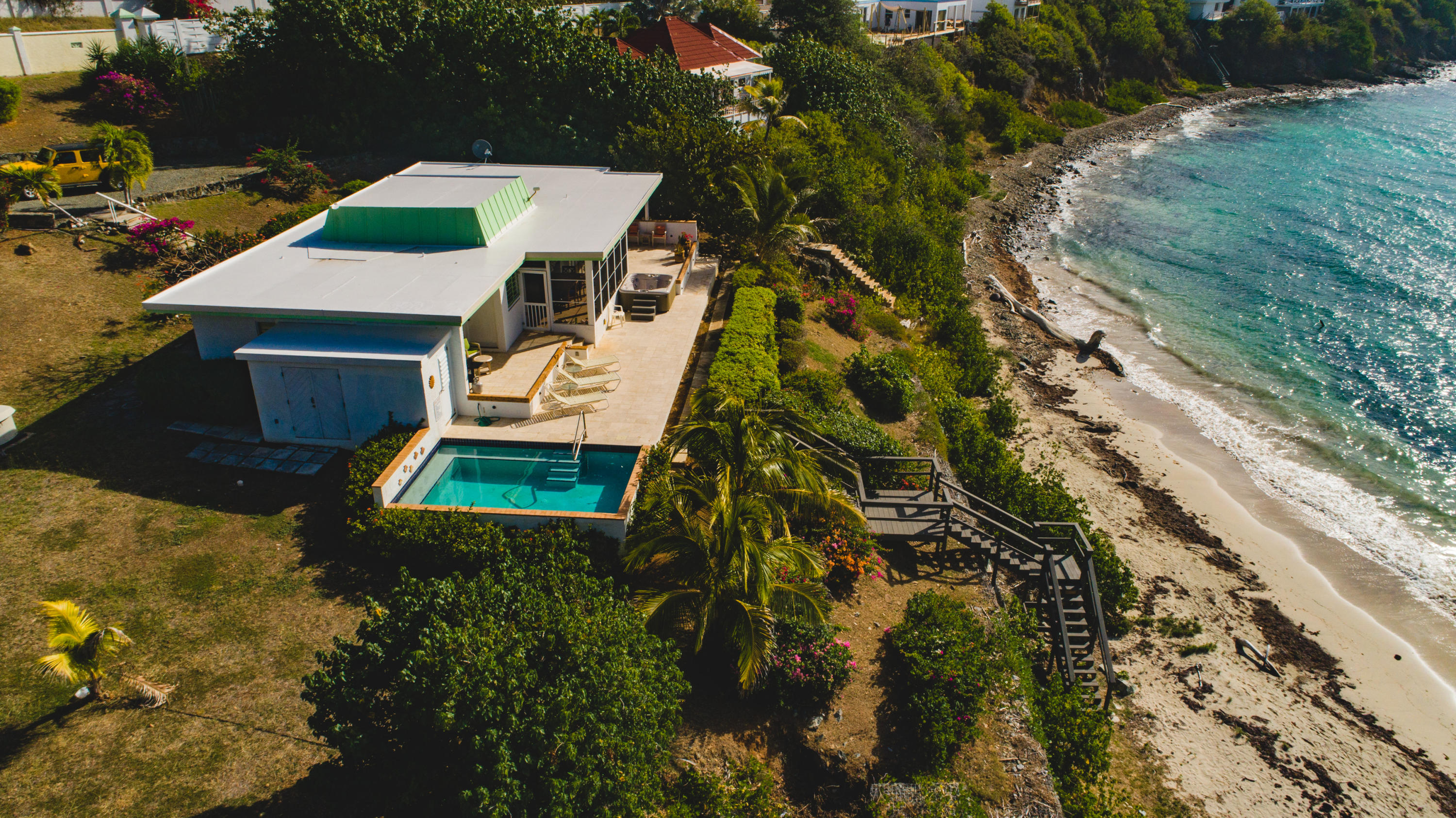 RE/MAX real estate, US Virgin Islands, Southgate, Back on Market  Residential  South Slob EB
