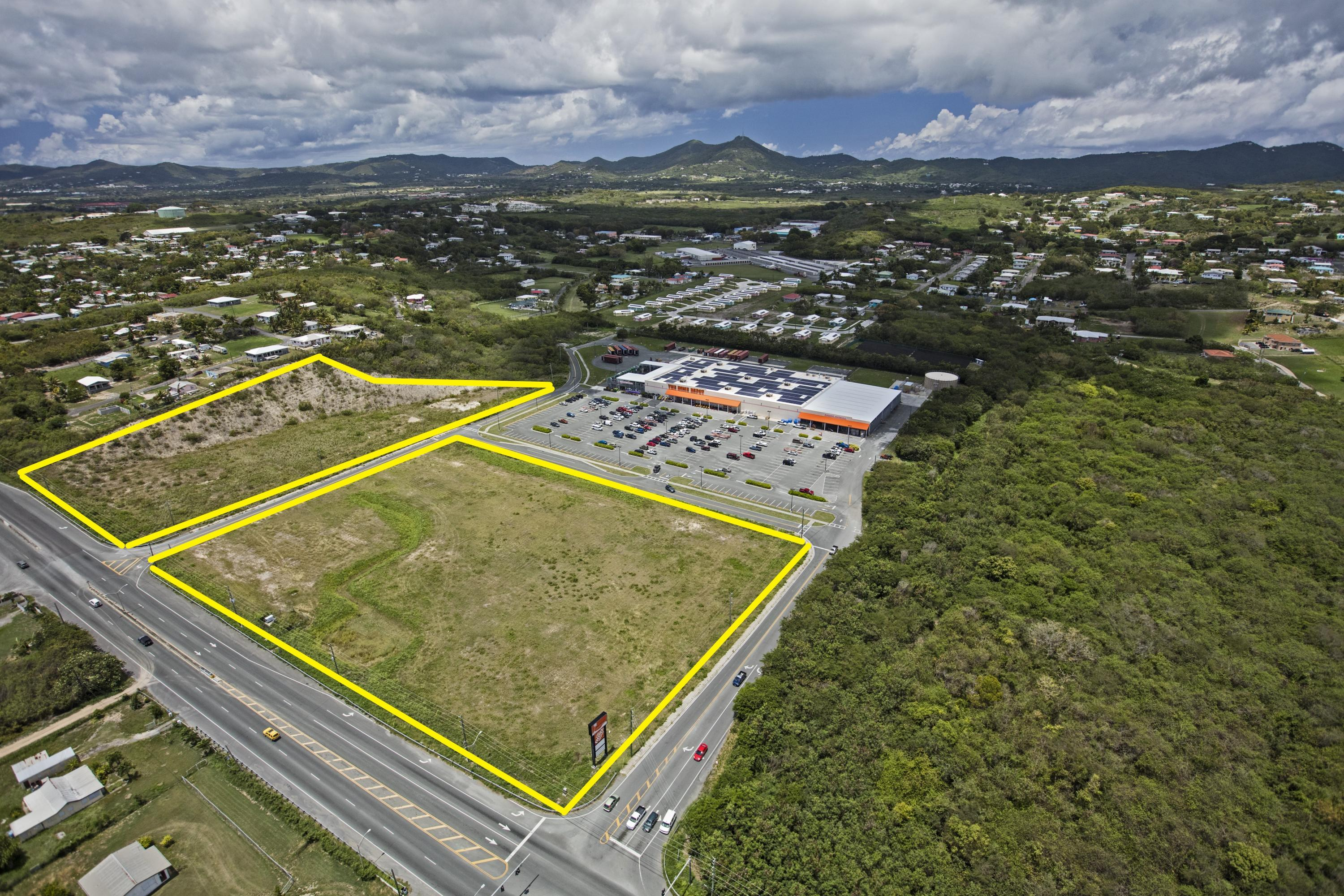 RE/MAX real estate, US Virgin Islands, Barren Spot Estate, New Listing  Commercial  Barren Spot KI