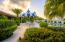 Garden Walkway to Pool.