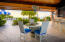 Outdoor Dining From Kitchen