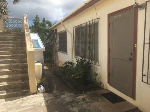 Steps to front door.