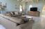 living area very spacious