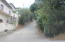 Driveway to separate entrance for studio apartment