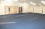 Main open room. Tenant can reconfigure based on business need.