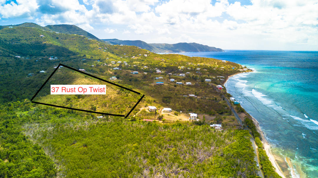 RE/MAX real estate, US Virgin Islands, Rust Up Twist Estate, Price Reduced  LotsAcres  RustOpTwist NB