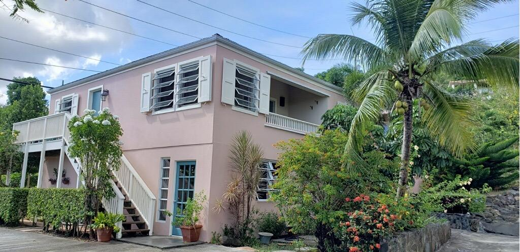 RE/MAX real estate, US Virgin Islands, St. Quaco & Zimmerman, New Listing  Condominiums  St. Joseph  Rosendahl GNS