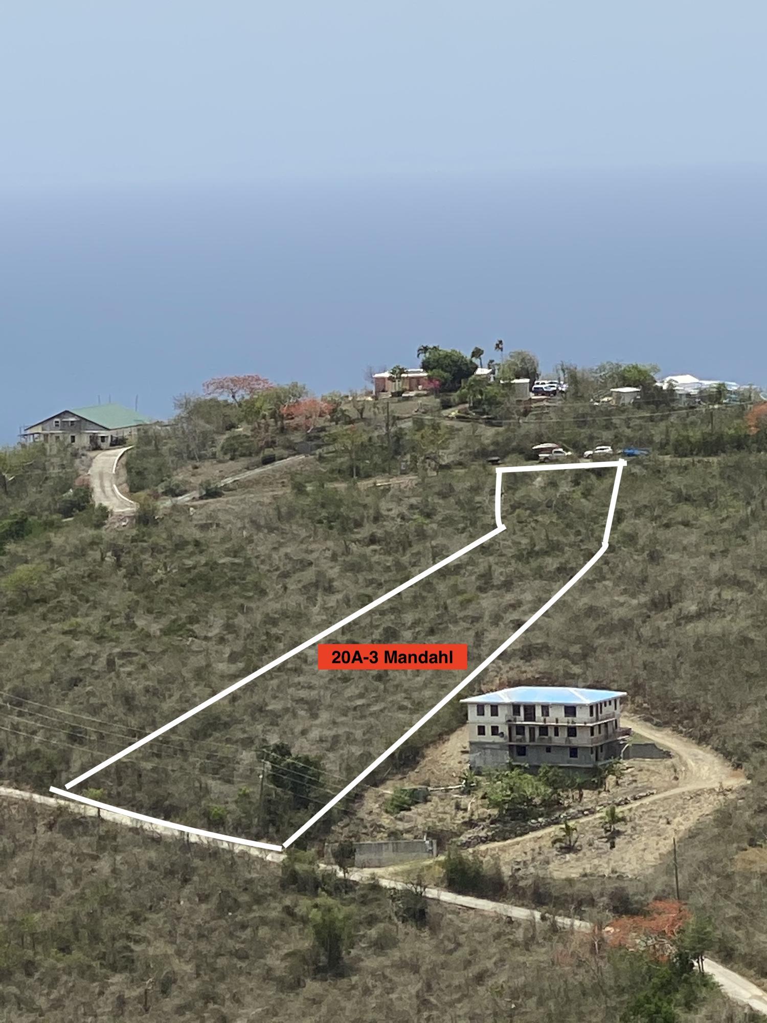 RE/MAX real estate, US Virgin Islands, Mandahl, New Listing  LotsAcres  Mandahl GNS