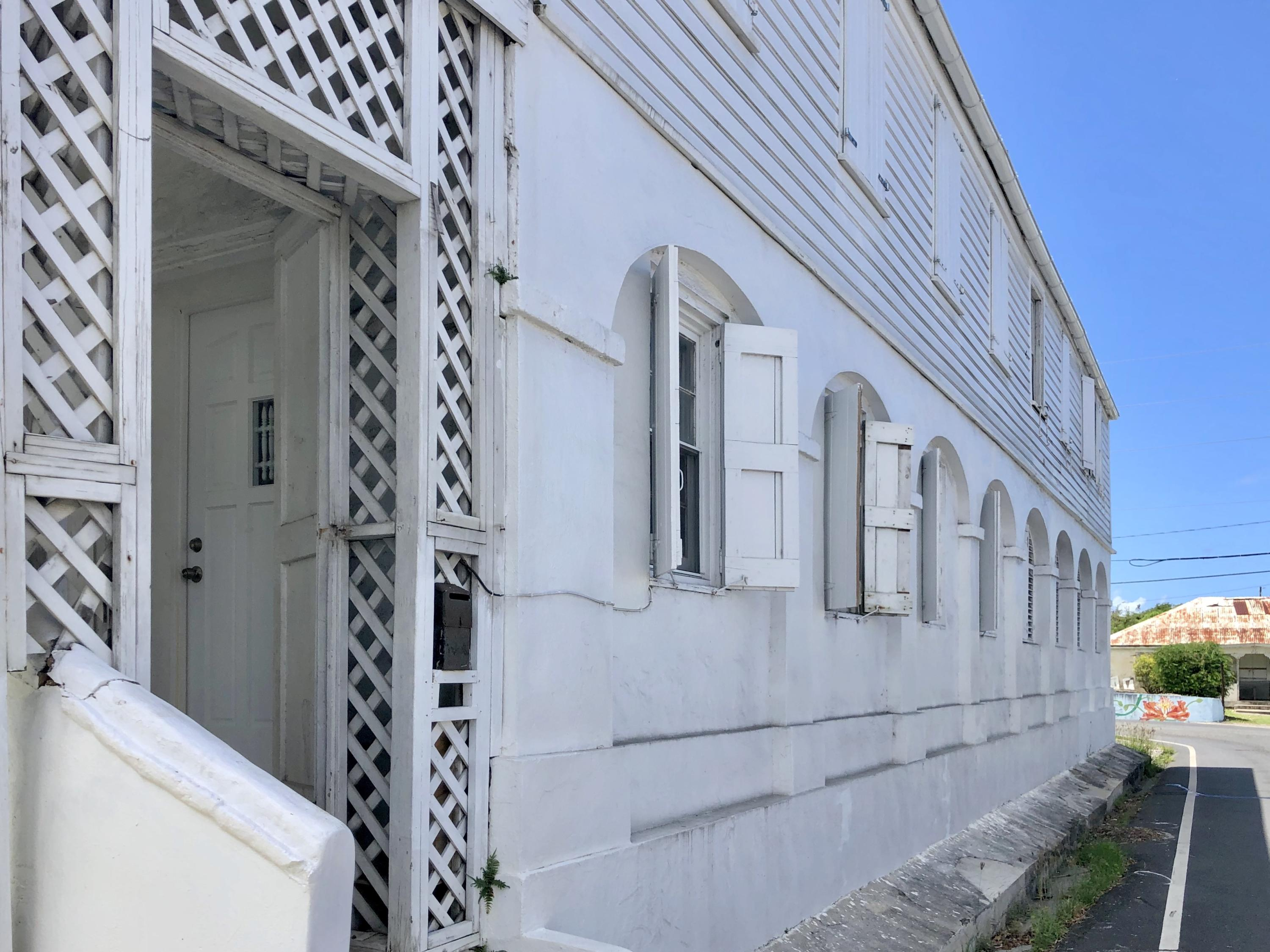 RE/MAX real estate, US Virgin Islands, Queens Estate, Price Reduced  Res Rental  Queen Street FSTED