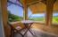 Deck off bedroom 1