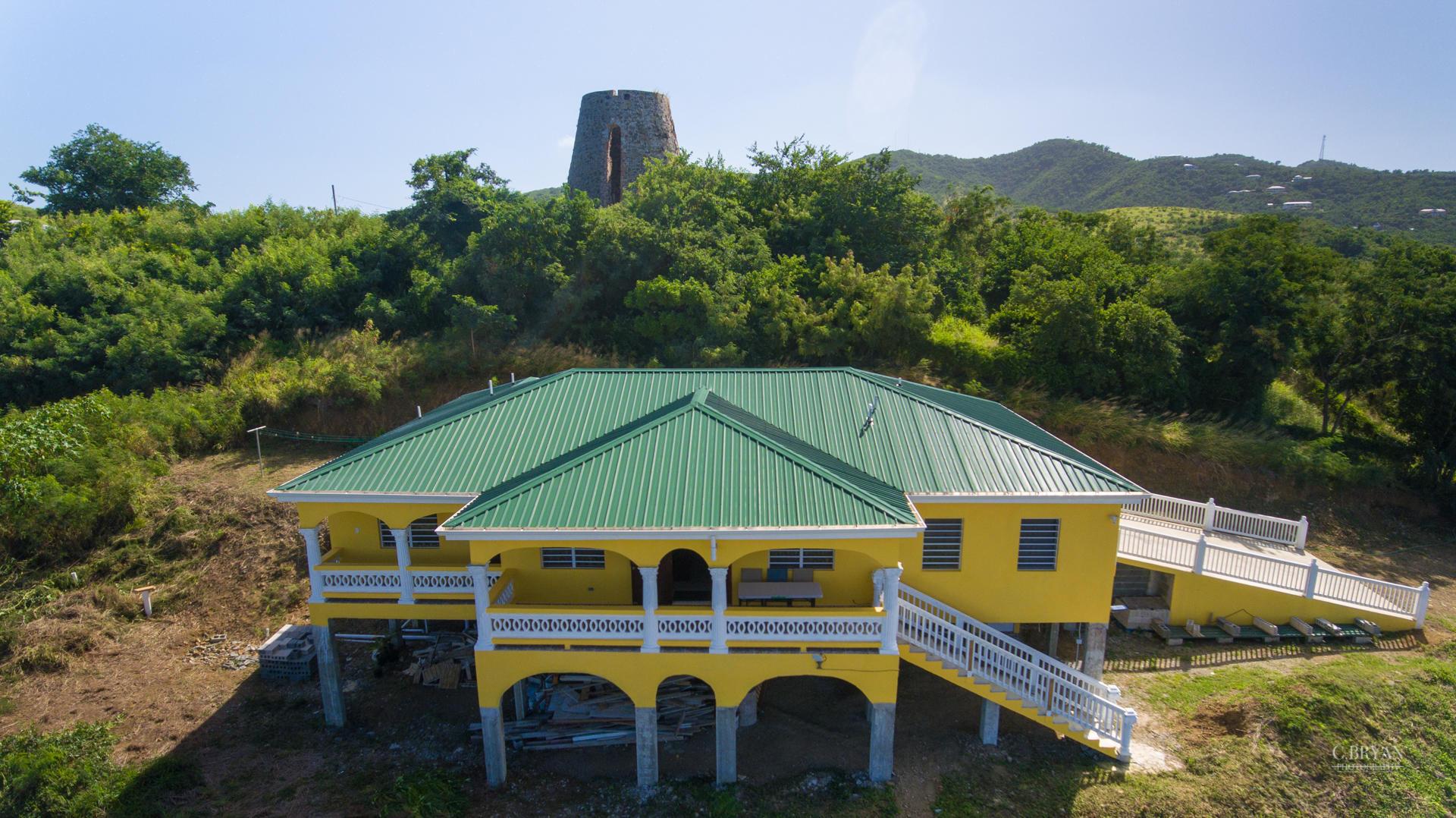 RE/MAX real estate, US Virgin Islands, Boetzberg Estate, Price Reduced  Res Rental  Boetzberg EA