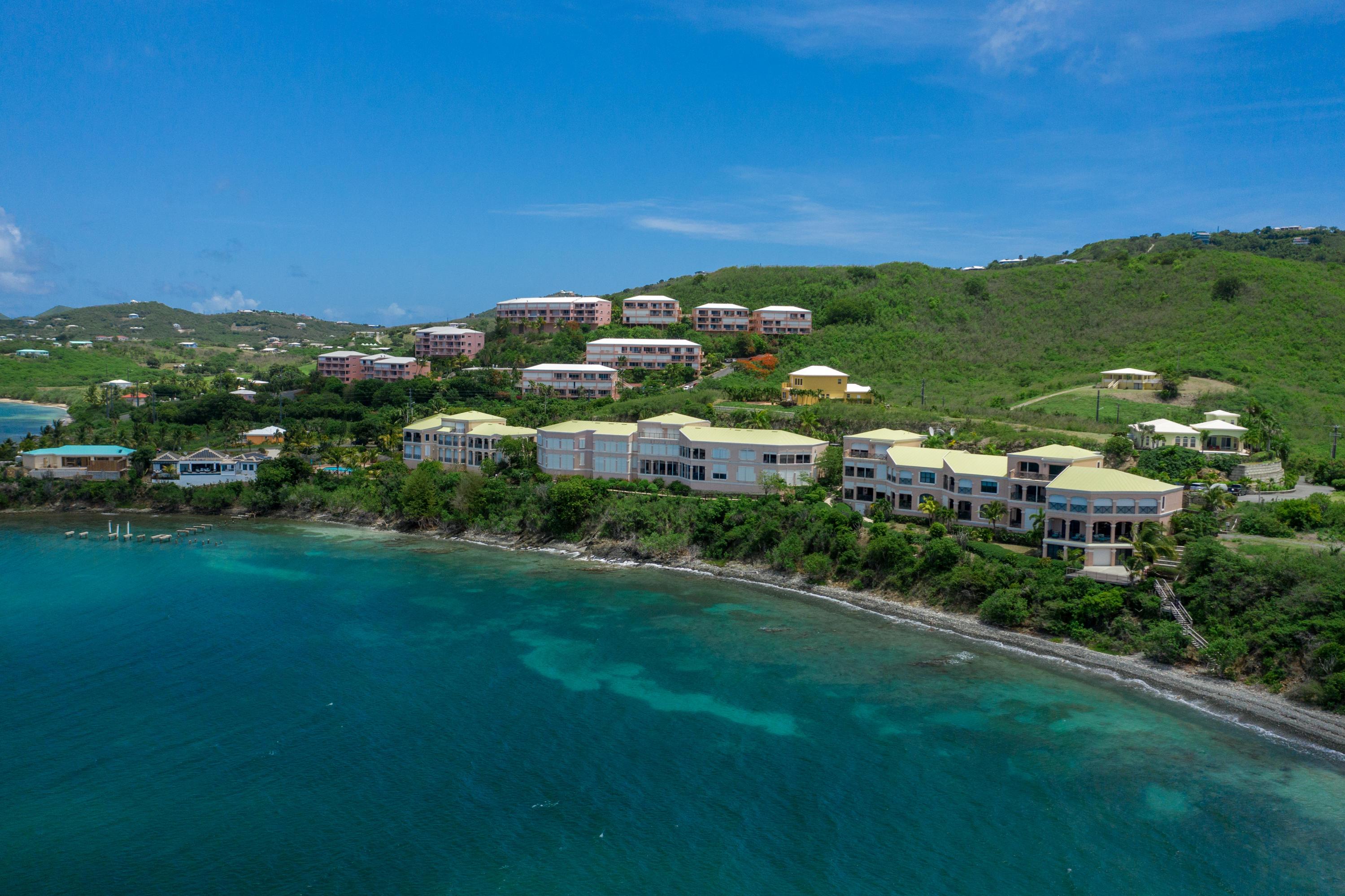 RE/MAX real estate, US Virgin Islands, Castle Coakley, New Listing  Condominiums  Coakley Bay EB
