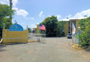 Colony Cove is gates with security on staff nights and weekends.