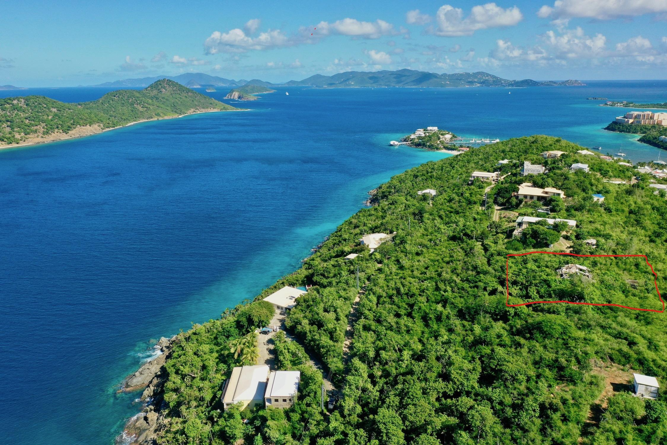 RE/MAX real estate, US Virgin Islands, Frydendal, New Listing  LotsAcres  Frydendal EE