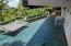 Lower deck with hammock