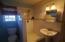 studio apt bathroom
