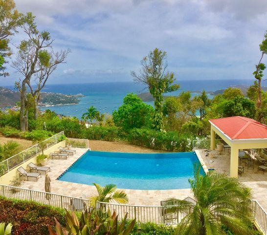 RE/MAX real estate, US Virgin Islands, Mafolie, New Listing  Condominiums  Mafolie GNS