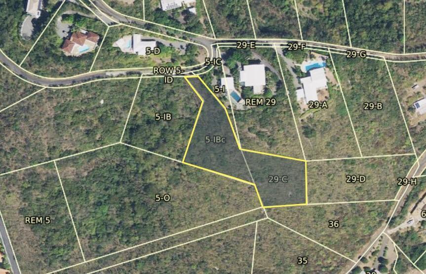RE/MAX real estate, US Virgin Islands, Teagues Bay, New Listing  LotsAcres  Teagues Bay EB