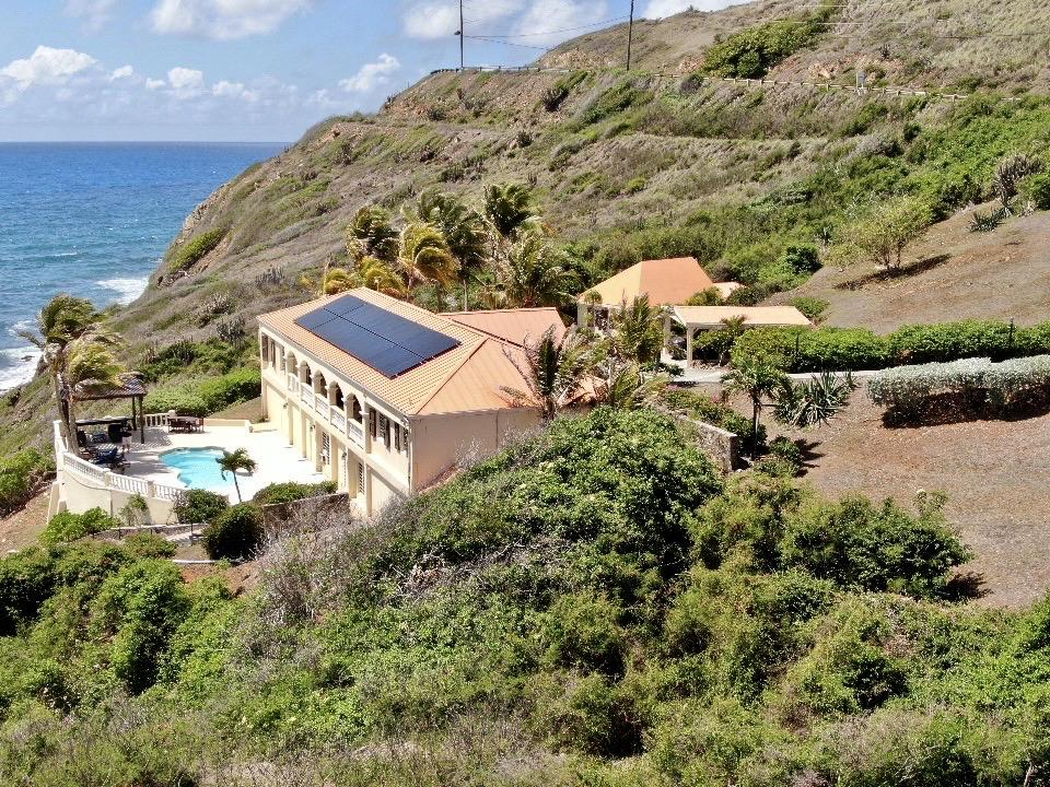 RE/MAX real estate, US Virgin Islands, Turners Hole Estate, New Listing  Res Rental  Turners Hole EB