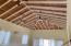Mezzanine level bonus/entertainment room vaulted ceiling