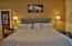 A custom Master Bedroom