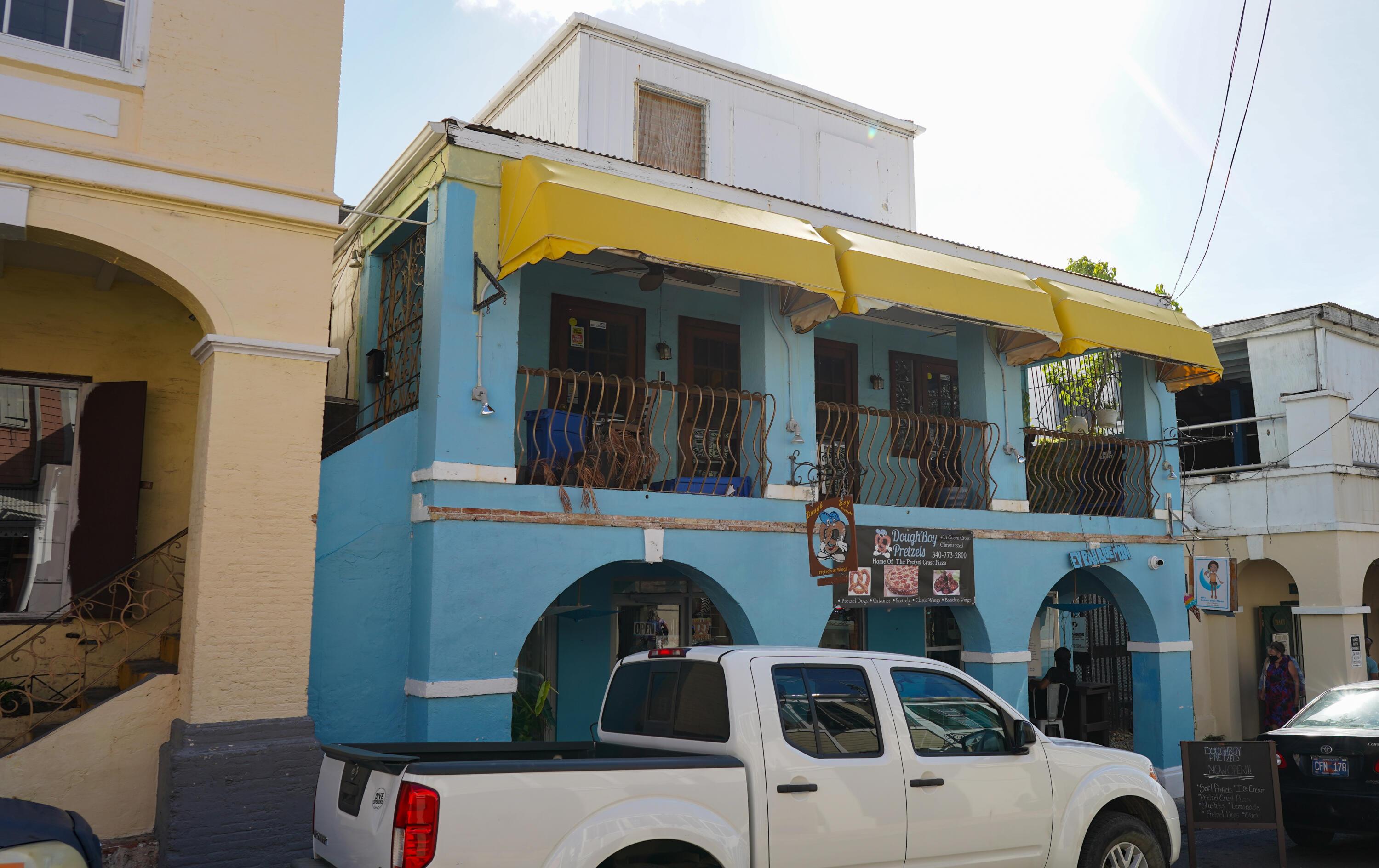 RE/MAX real estate, US Virgin Islands, Queens Estate, Price Reduced  Commercial  Queen Cross CH