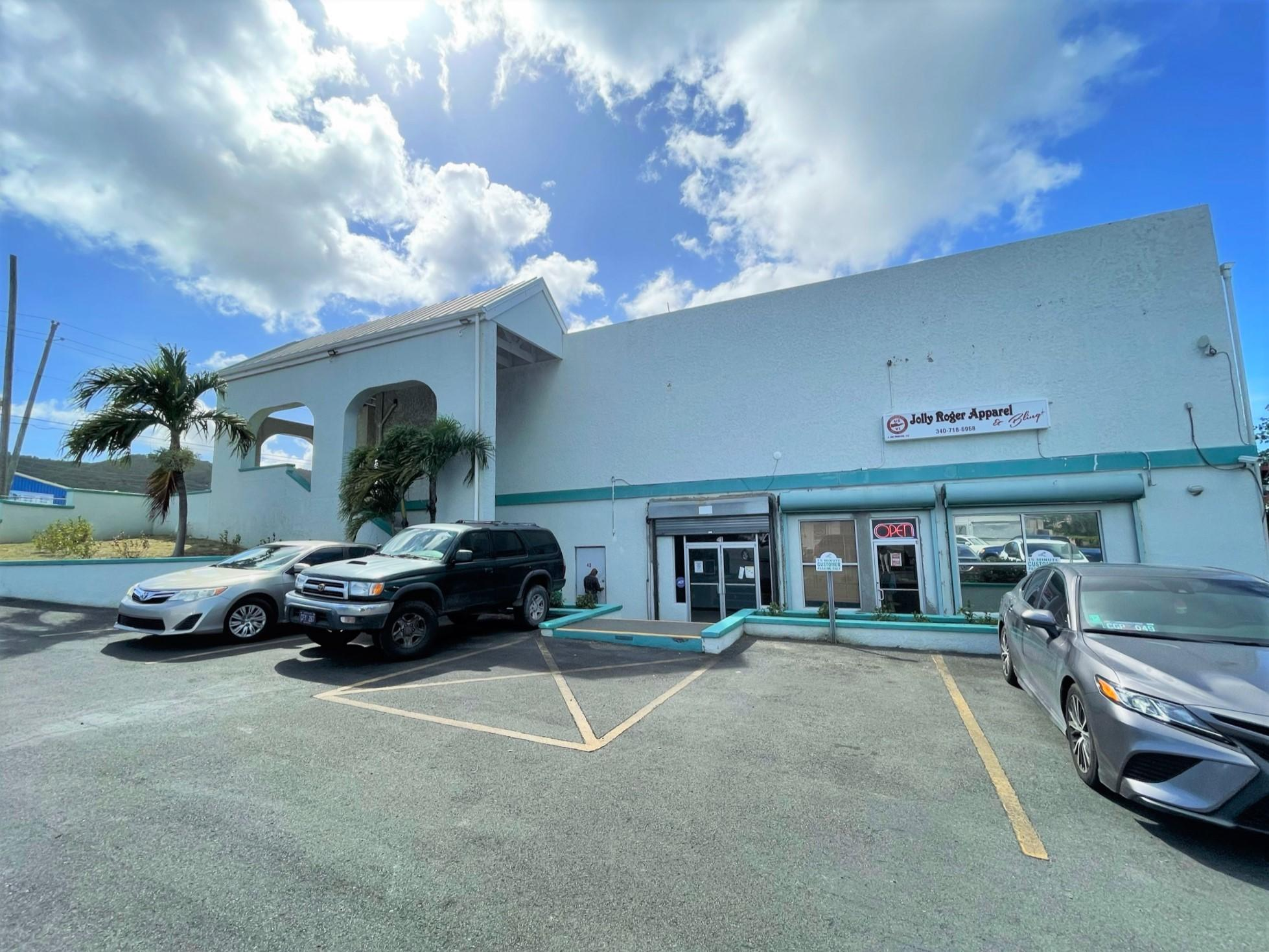 RE/MAX real estate, US Virgin Islands, La Grande Princesse, New Listing  CommInd Rental  La Grande Prince CO
