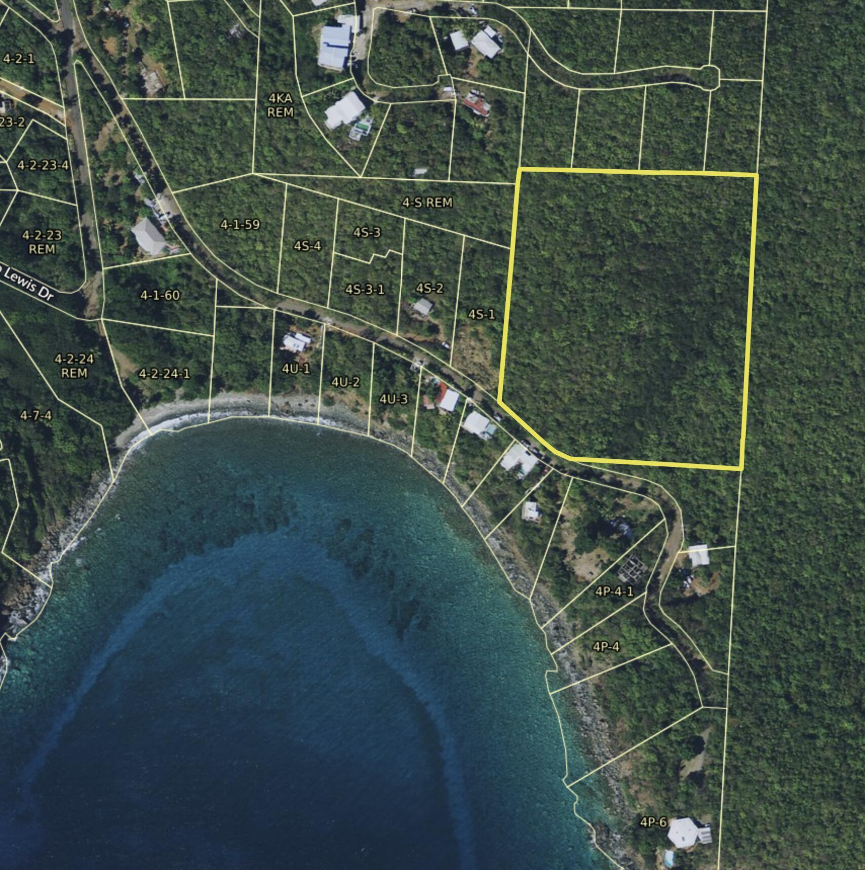 RE/MAX real estate, US Virgin Islands, Fortuna Estate, New Listing  LotsAcres  Fortuna WE
