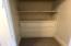 2nd floor hallway closet