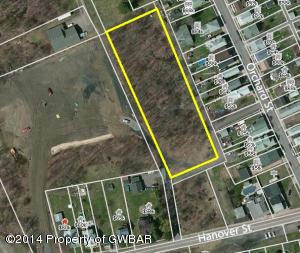 Lot 01B Rear Orchard Street, Warrior Run, PA 18706