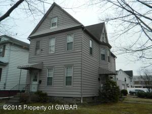 115 Willow St. (Duplex)
