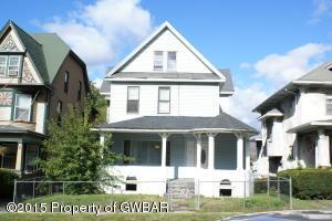 521 QUINCY Ave, Scranton, PA 18510