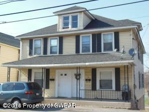 64 PARSONAGE ST, Pittston, PA 18640