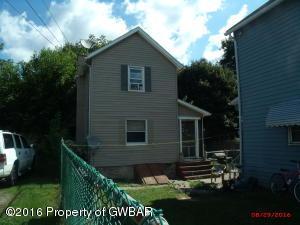 118 REAR TURNER ST, Plymouth, PA 18651