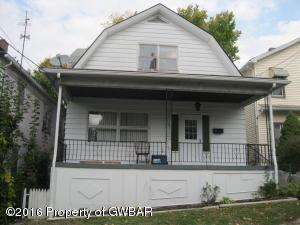 56 1/2 Butler Street, Pittston, PA 18640
