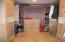 Custom cabinetry; Tile floor; POCKET door
