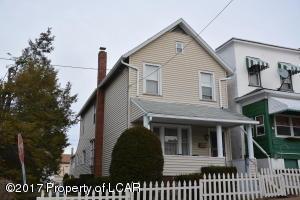 160 POPLAR ST, Wilkes-Barre, PA 18702