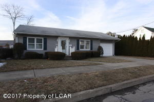 445 MONUMENT Ave, Wyoming, PA 18644