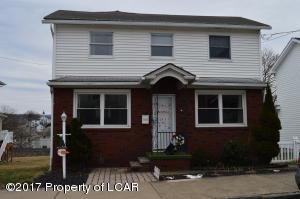 88 Elizabeth Street, Pittston, PA 18640