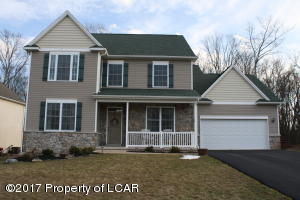 511 Ryan Way, Mountain Top, PA 18707