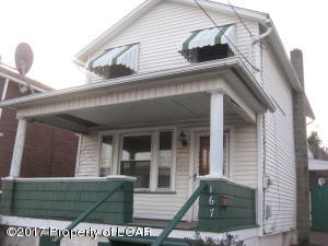167 S Empire St, Wilkes-Barre, PA 18702