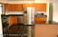 Kitchen view/Granite