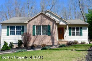 254 Snow Valley Dr, Drums, PA 18222