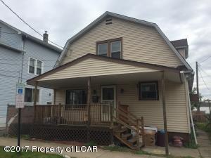 493 Vaughn, Luzerne, PA 18709
