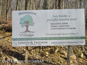 Lot 22 Bentwood Road, Drums, PA 18222