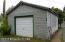 rear detached garage