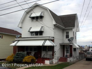 112 MOYALLEN ST, Wilkes-Barre, PA 18702