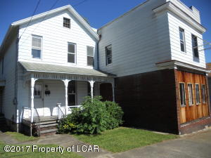 800-802 Luzerne Ave., West Pittston, PA 18643