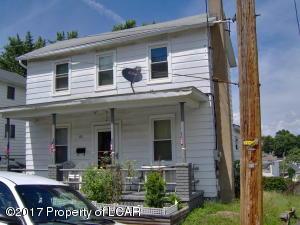 42 E. Oak Street, Pittston, PA 18640