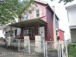 122 N Meade St, Wilkes-Barre, PA 18702